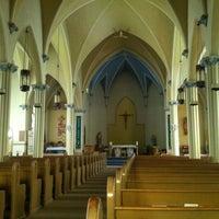 Photo taken at Saint Mary Catholic Church by Scott V. on 6/25/2013
