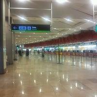 Photo taken at Terminal 2 by Rodri R. on 11/22/2012