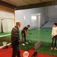 Photo taken at Haninge Golfhall by Robert on 1/24/2013