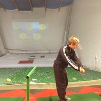 Photo taken at Haninge Golfhall by Robert on 2/21/2013