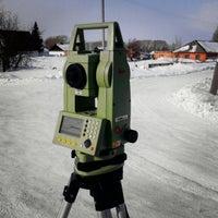 Photo taken at Дорогино by Алексей С. on 3/14/2013