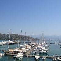 6/26/2013 tarihinde Özlem K.ziyaretçi tarafından Ece Saray Marina Resort'de çekilen fotoğraf