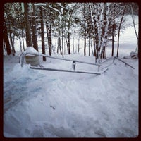 Photo taken at Dunn County Snowpark by Alec F. on 12/10/2012
