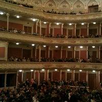 Снимок сделан в Театр им. Ивана Франко пользователем Vadym 2/3/2013