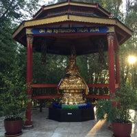 Photo taken at Land of Medicine Buddha by Sabina B. on 12/23/2014