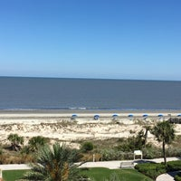 Photo taken at The Westin Jekyll Island by Bryan S. on 5/15/2017