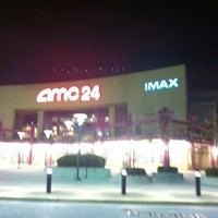Photo taken at AMC Hampton Towne Centre 24 by Elżbieta M. on 10/18/2012