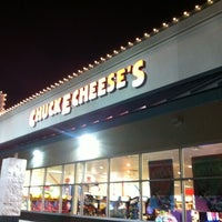 Photo taken at Chuck E. Cheese's by Elżbieta M. on 10/18/2012