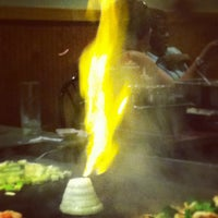 Photo taken at Kyoto Japanese Steakhouse by Elżbieta M. on 7/30/2013
