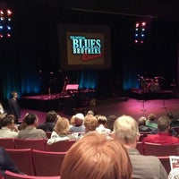 Photo taken at Myles Reif Performing Arts Center by Adam S. on 10/9/2013