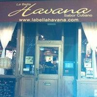 Photo taken at La Bella Havana by Drew on 10/13/2012