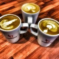 10/2/2015 tarihinde Burcu E.ziyaretçi tarafından Soulmate Coffee'de çekilen fotoğraf