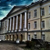 Photo taken at Усадьба Горенки графов Разумовских by Kraynusha :. on 4/27/2014