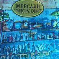 Photo taken at Mercado 153 by Danielle C. on 12/31/2016