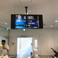 Photo taken at 新石垣空港 6番搭乗口 by そうるDX on 1/3/2018