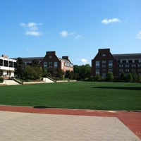 Photo taken at Laird Campus Turf by Tayler on 10/11/2012