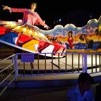 Photo taken at Lunapark by Seçil on 6/16/2014
