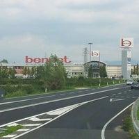Photo taken at Pradamano Shopping Center by Davide B. on 10/4/2012