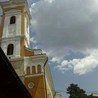 Photo taken at Црква Св. Тројице (Саборна црква Краљево) by Senka S. on 7/5/2013