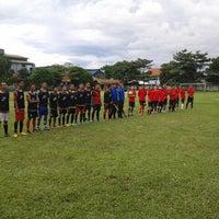 Photo taken at Universitas Nurtanio Bandung by Arfan P. on 1/8/2013