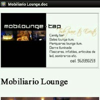 Photo taken at mobilounge tap by Alejandro A. on 10/2/2012