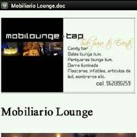 Photo taken at mobilounge tap by Alejandro A. on 10/1/2012