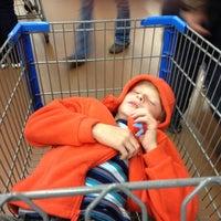Photo taken at Walmart Supercenter by Kim A. on 11/23/2012