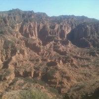 Foto tomada en Parque Nacional Sierra de las Quijadas por Miguel L. el 8/18/2013