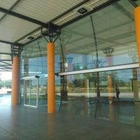 Photo taken at Terminal de omnibus de Naschel by Miguel L. on 12/29/2013