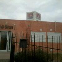 Photo taken at Inta San luis by Miguel L. on 7/19/2013