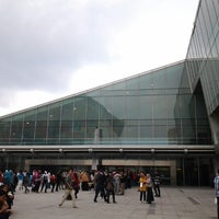 Photo taken at Bibliotheca Alexandrina by Are Neys on 11/24/2012