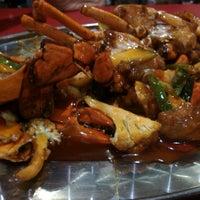 Photo taken at Restaurant Miraza by Kris S. on 9/7/2014
