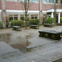Photo taken at Douglas College (David Lam Campus) by Benny H. on 3/1/2016