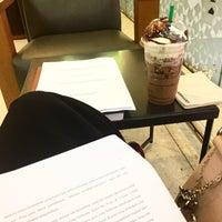 Photo taken at Starbucks by Eyza M. on 2/23/2017