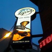 Photo taken at Buddy Guy's Legends by Melanie J. on 3/16/2013