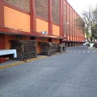 Photo taken at Estudios Churubusco Azteca by Riders R. on 12/26/2012