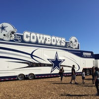 Photo taken at Dallas Cowboys Training Camp by Jim M. on 8/2/2015