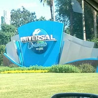Photo taken at Universal Orlando Resort by Andre H. on 9/26/2012