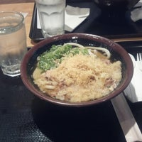 Photo taken at Onya Japanese Noodle by Greg P. on 10/3/2012