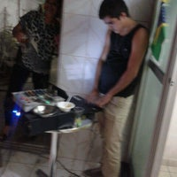 Photo taken at Baile do DJ Matuto by André N. on 4/20/2014