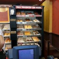 Photo taken at Dunkin' Donuts by Jennifer P. on 10/4/2012