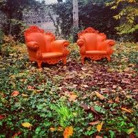 Photo taken at Fondation Cartier pour l'Art Contemporain by Luc M. on 11/18/2012