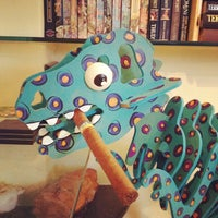 Foto tirada no(a) Глупозаврия (Gluposauria) por Vassilena V. em 1/1/2013