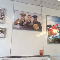 Photo taken at Johnny Rockets by Ahmed D. on 1/8/2014