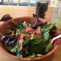 Photo taken at sweetgreen by Claire on 1/8/2013