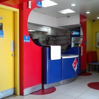 Photo taken at Domino's Pizza by Adeel H. on 9/9/2013