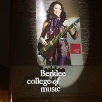 Photo prise au Berklee Performance Center par Prateek le10/24/2014