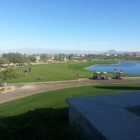 Photo taken at Rio Secco Golf Club by Tri T. on 11/10/2012
