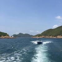 Photo taken at 白腊灣 Pak Lap Wan by Carroll L. on 5/30/2015