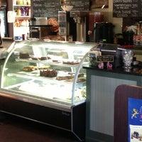 Photo taken at Hob Nobs Cafe & Spirits by Sara C. on 10/16/2012